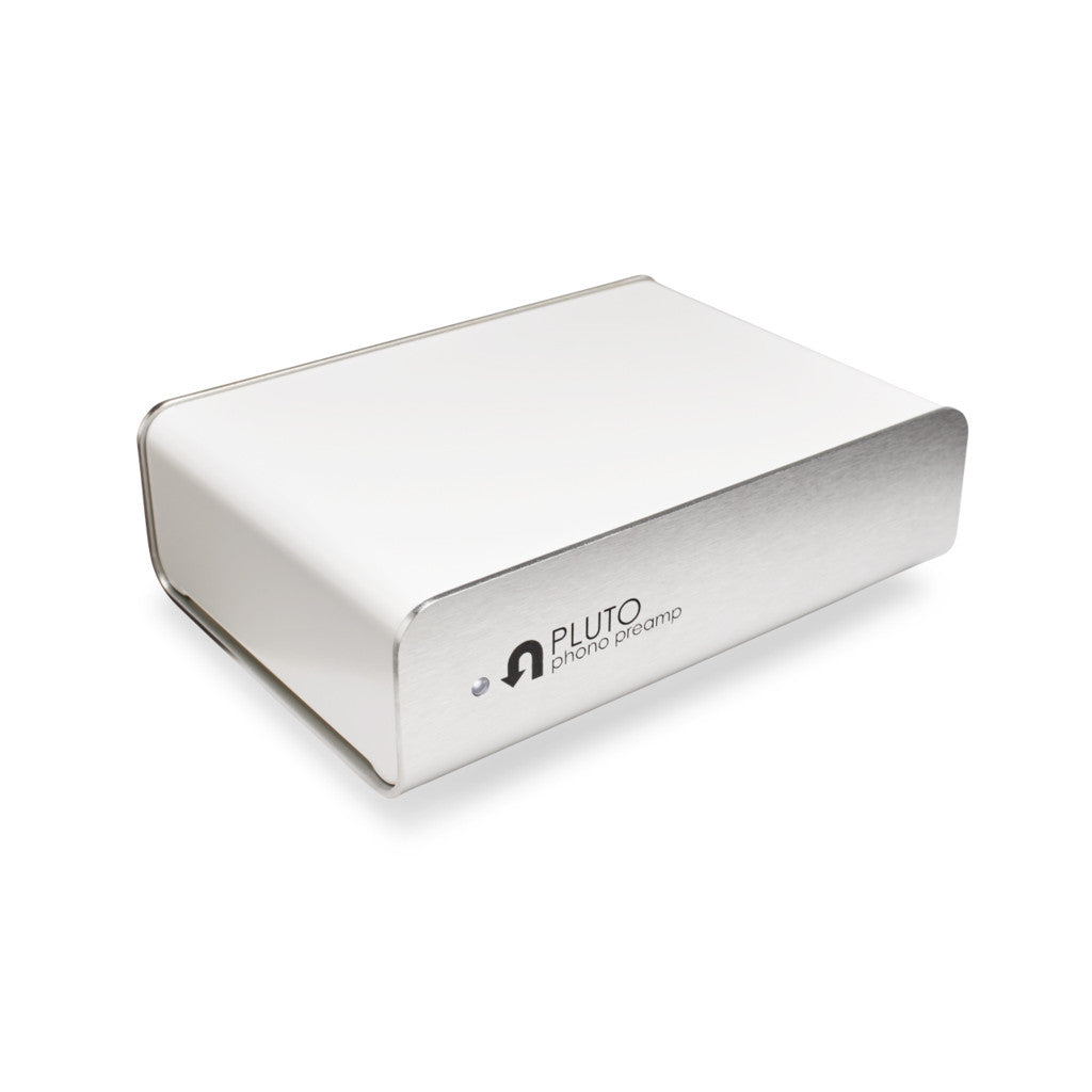 U-Turn Audio: Pluto Phono Preamp - White