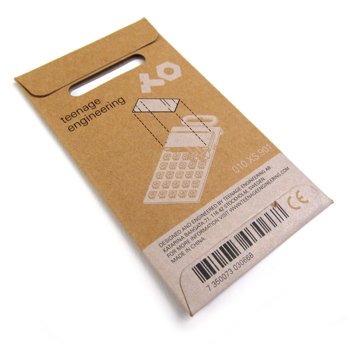 Teenage Engineering: PO Display Protection for Pocket Operator (3 Pack)