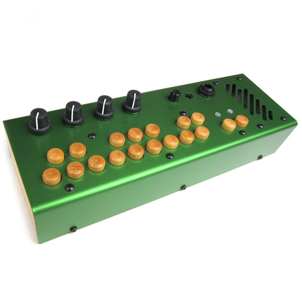 Critter & Guitari: Critter & Guitari: Pocket Piano MIDI - Green
