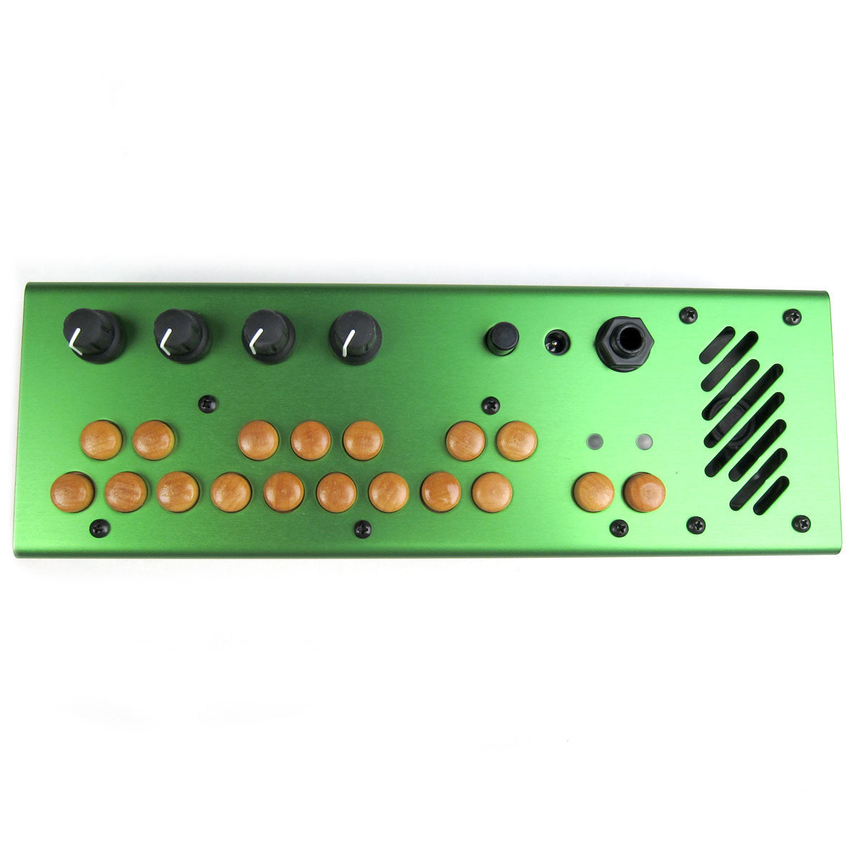 Critter & Guitari: Critter & Guitari: Pocket Piano MIDI - Green top