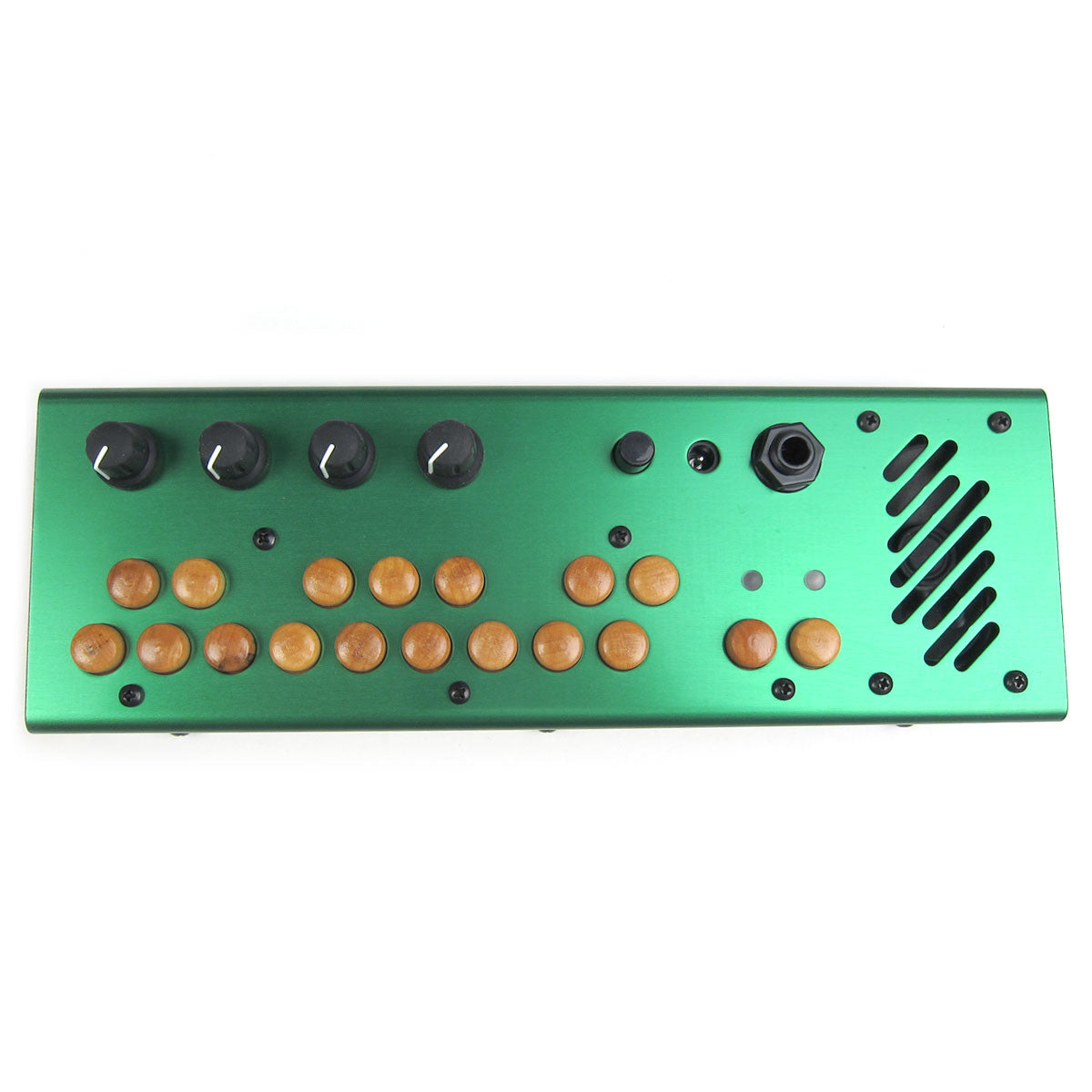 Critter & Guitari: Critter & Guitari: Pocket Piano - Green top