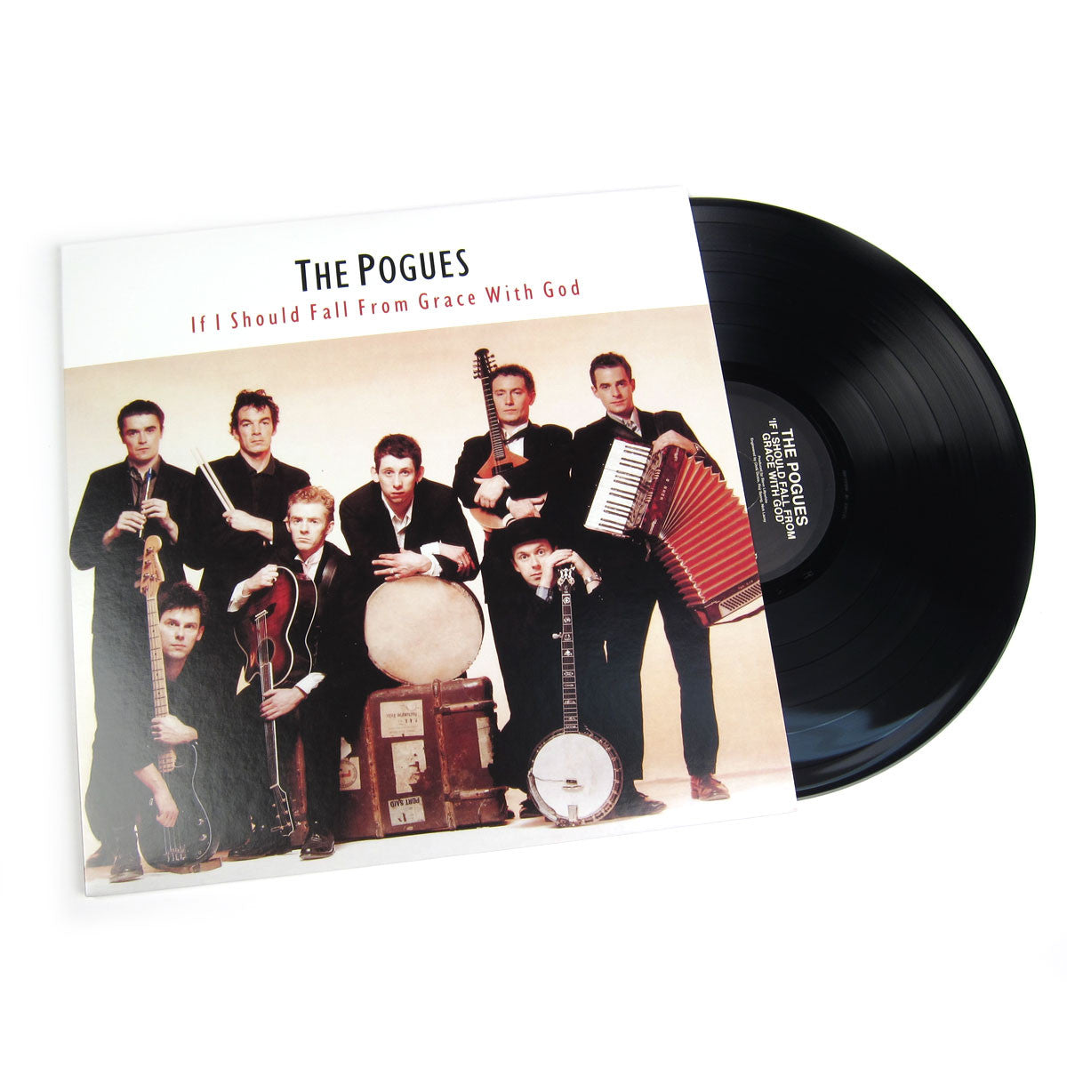 The Pogues: If I Should Fall From Grace With God (180g) Vinyl LP