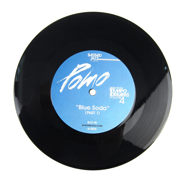 Pomo: Blue Soda (Tempo Dreams) Vinyl 7""