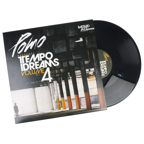 Bastard Jazz: Pomo Presents Tempo Dreams Vol.4 Vinyl 2LP