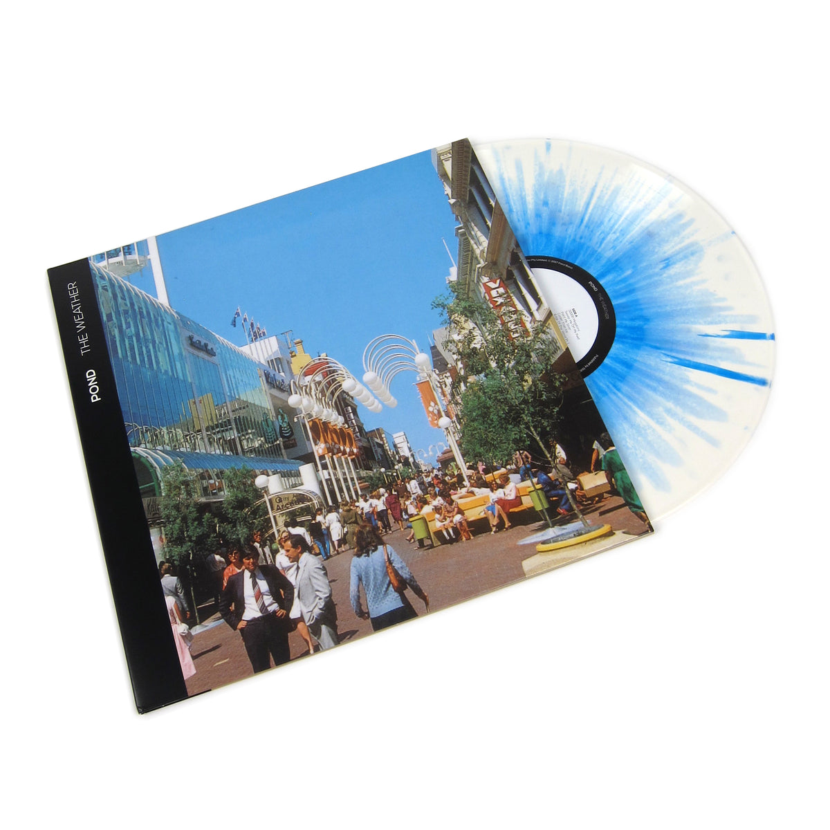 Pond: The Weather (Colored Vinyl) Vinyl LP