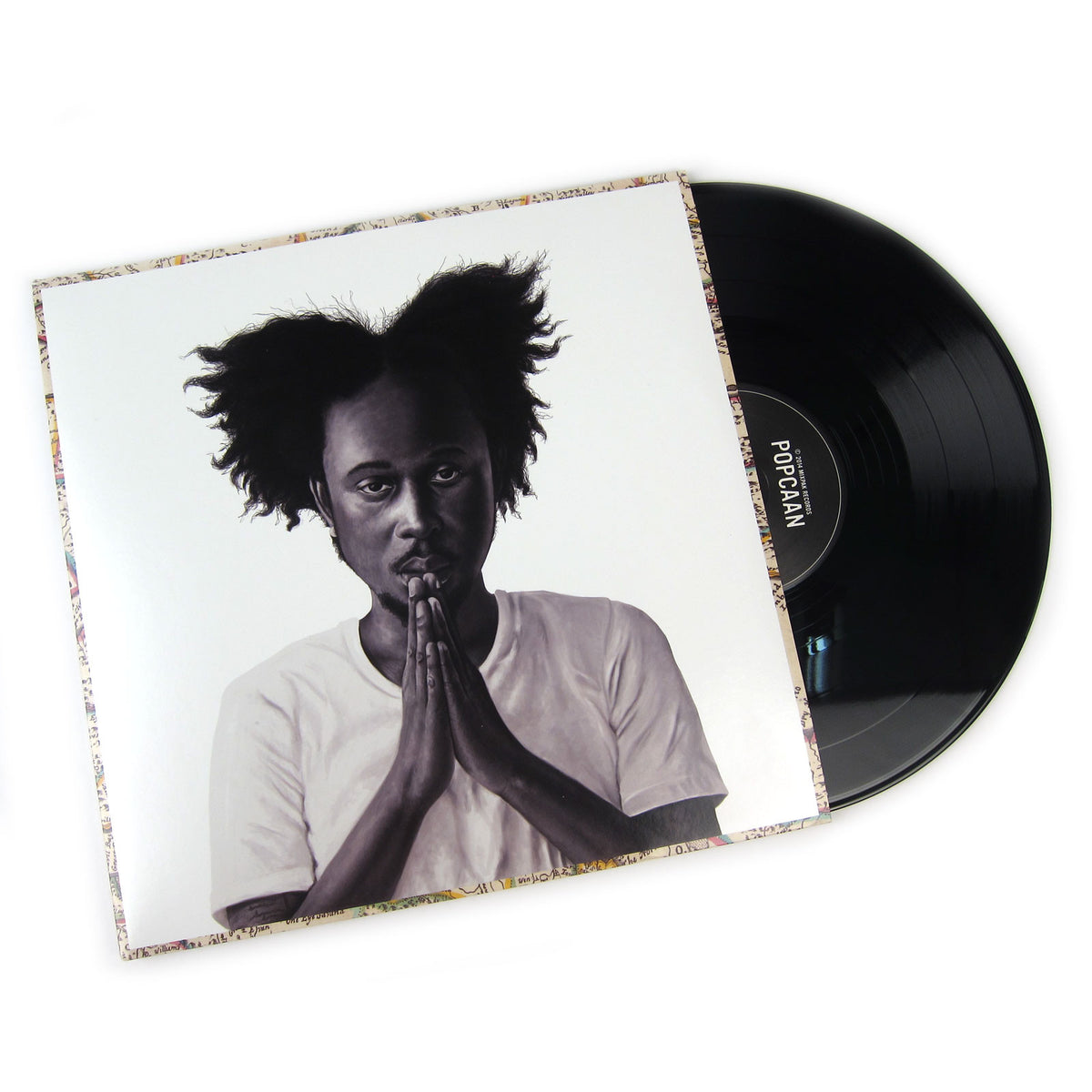 Popcaan: Where We Come From Vinyl 2LP