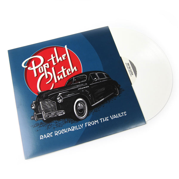 V/A: Pop The Clutch - Obscure Rockabilly From The Vaults (Colored Vinyl) Vinyl LP (Record Store Day)
