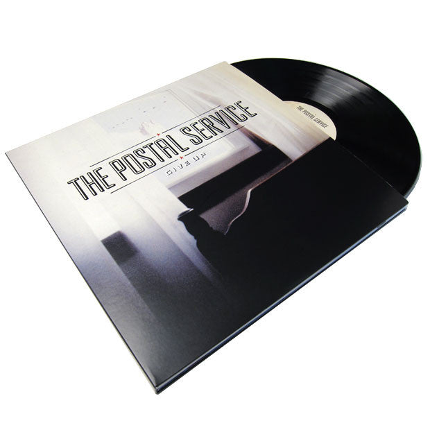 The Postal Service: Give Up Deluxe 10th Anniversary Edition (Free MP3) 3LP