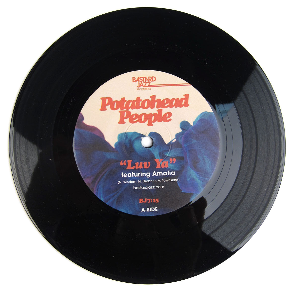 Potatohead People: Luv Ya (feat. Amalia) Vinyl 7""