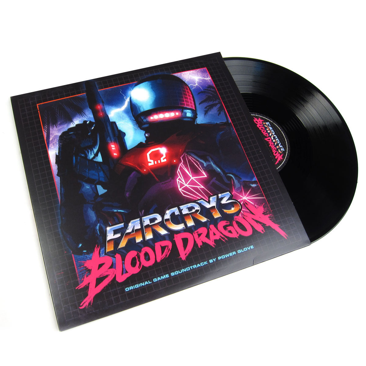 Power Glove: Far Cry 3: Blood Dragon (Free MP3) Vinyl 2LP