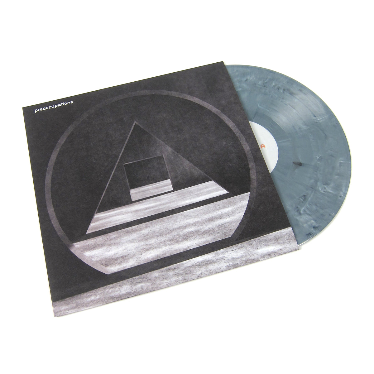 Preoccupations: New Material (Colored Vinyl) Vinyl LP