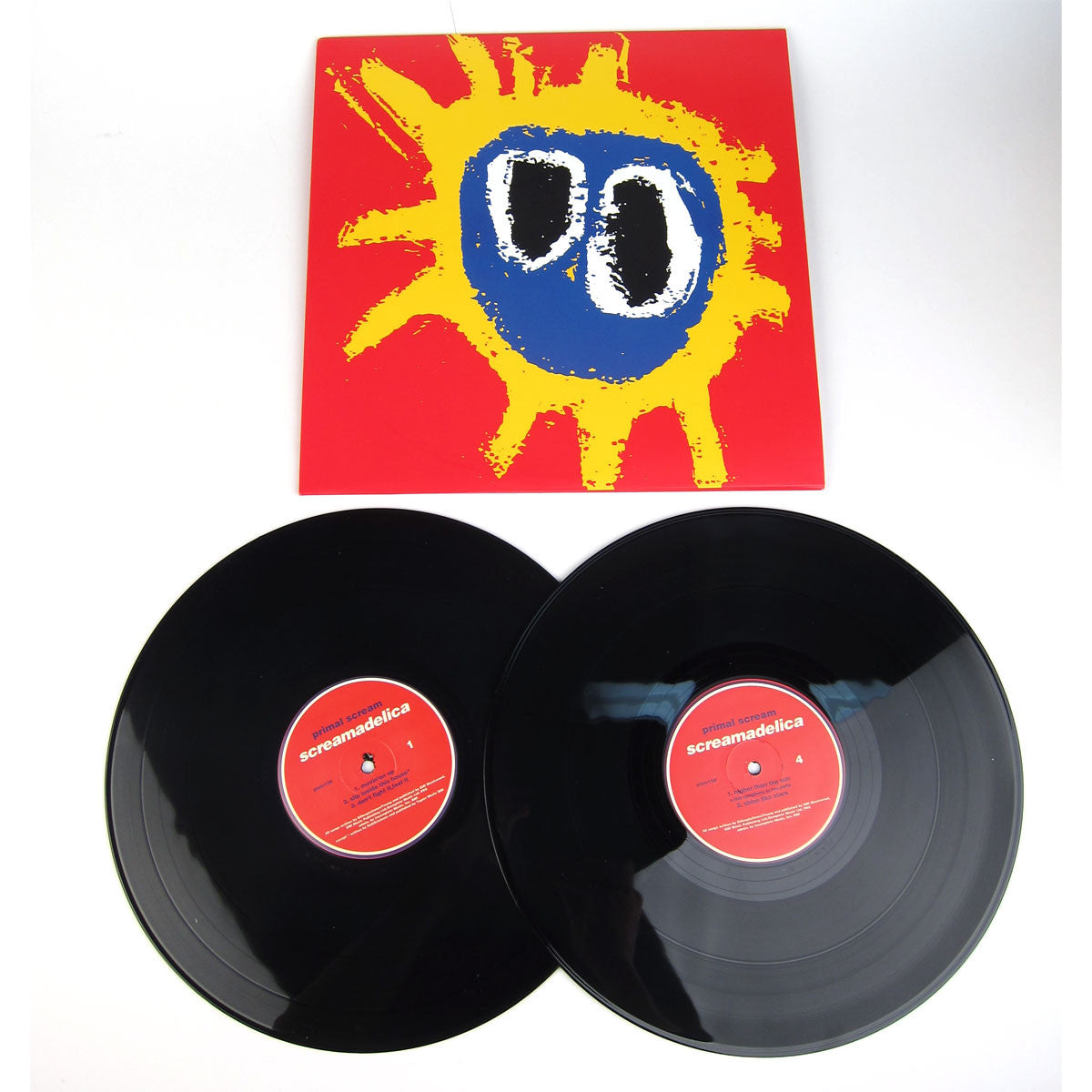 Primal Scream: Screamadelica (180g) Vinyl 2LP