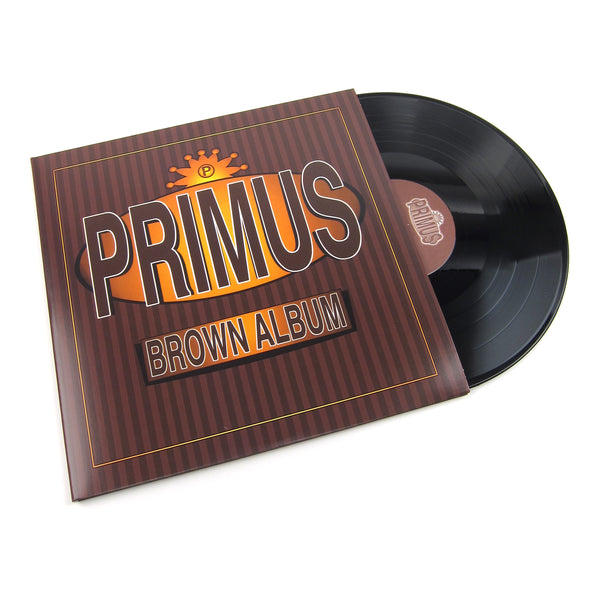 Primus: Brown Album Vinyl 2LP