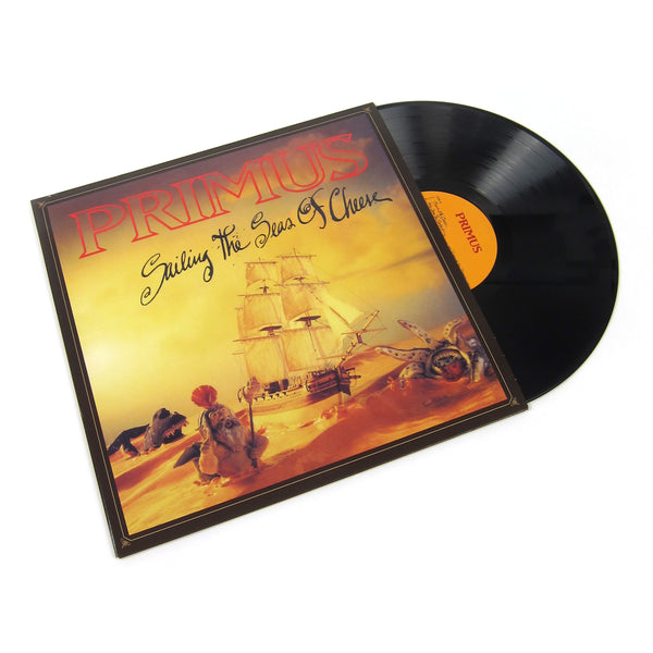 Primus: Sailing The Seas Of Cheese (200g) Vinyl LP