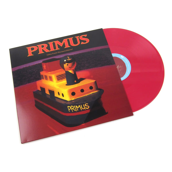 Primus: Tales From The Punchbowl (180g, Colored Vinyl) Vinyl LP