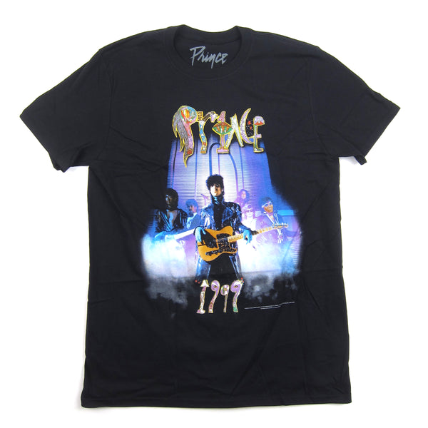 Prince: 1999 Smoke Shirt - Black