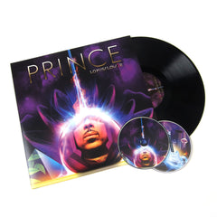 Prince: Lotus Flow3r / MPLSound Vinyl 2LP+2CD