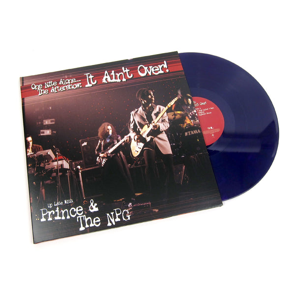 Prince & The New Power Generation: One Nite Alone... The Aftershow: It Ain't Over! (Colored Vinyl) Vinyl 2LP