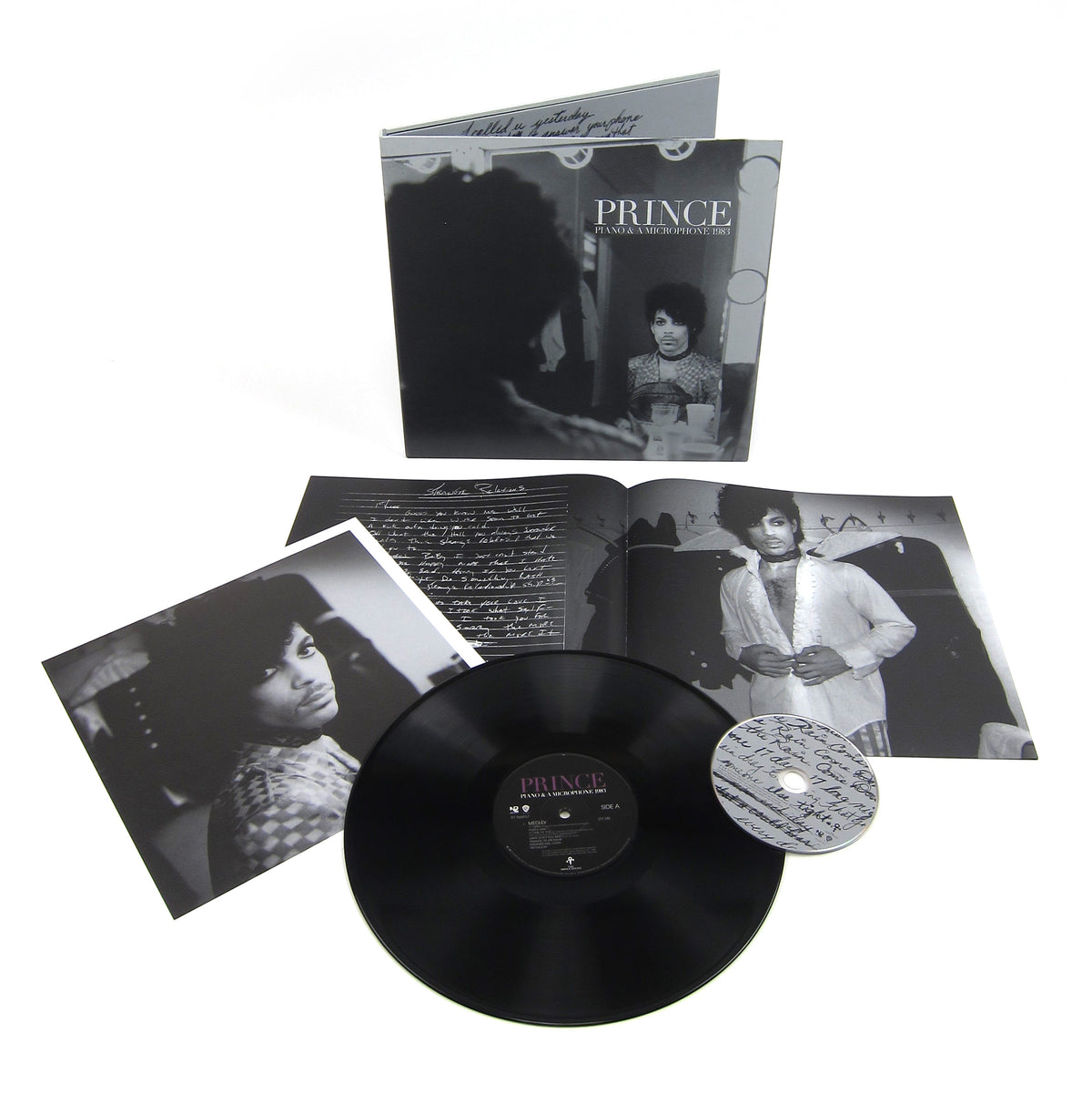 Prince: Piano & A Microphone 1983 Deluxe Edition Vinyl LP+CD