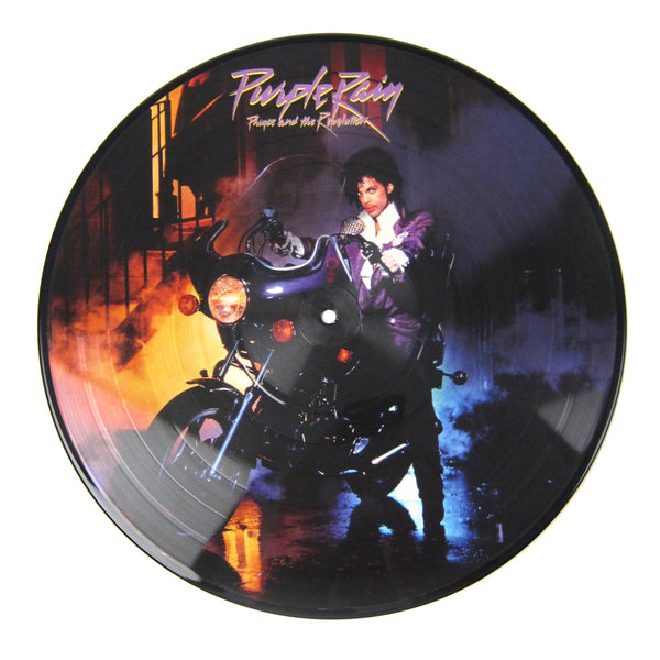 Prince And The Revolution: Purple Rain (Pic Disc) Vinyl LP