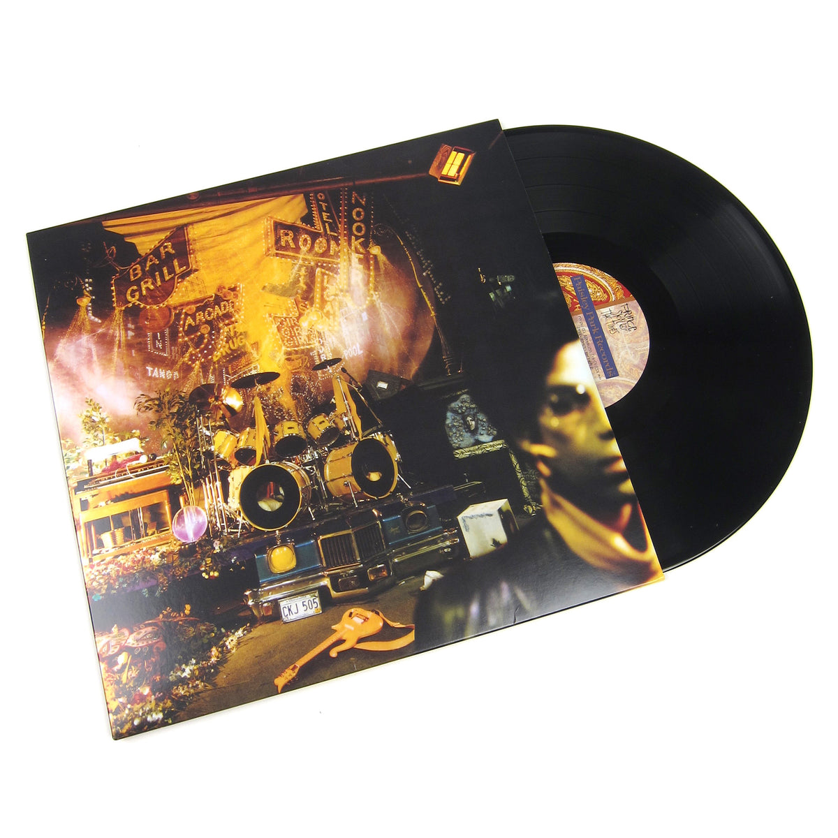Prince: Sign 'O' The Times Vinyl 2LP