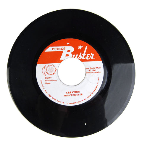 Prince Buster: Enjoy Yourself / Creation Vinyl 7""