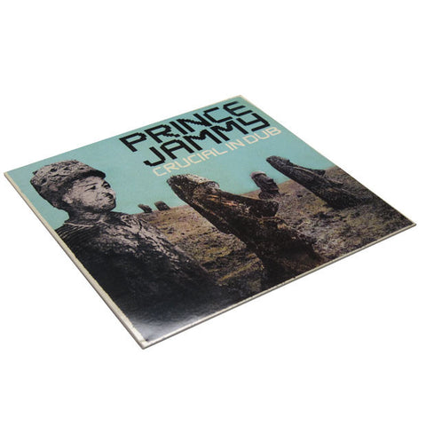 Prince Jammy: Crucial In Dub LP