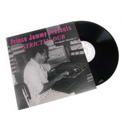 Prince Jammy: Strictly Dub Vinyl LP