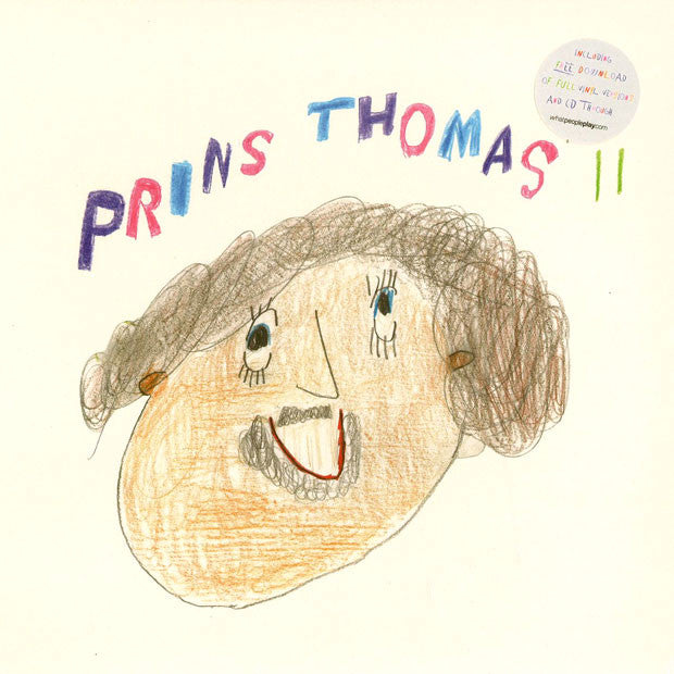 Prins Thomas: II (w/ MP3) 2x12""