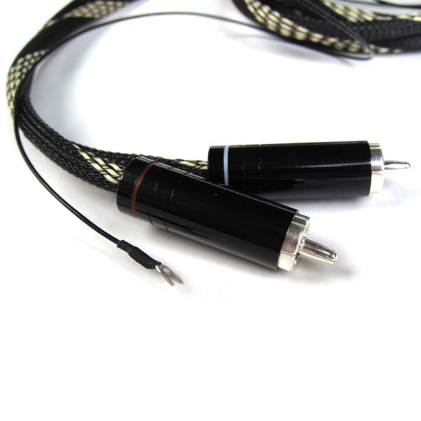 Pro Ject Connect It Rca Phono Interconnect Cable 1 2m