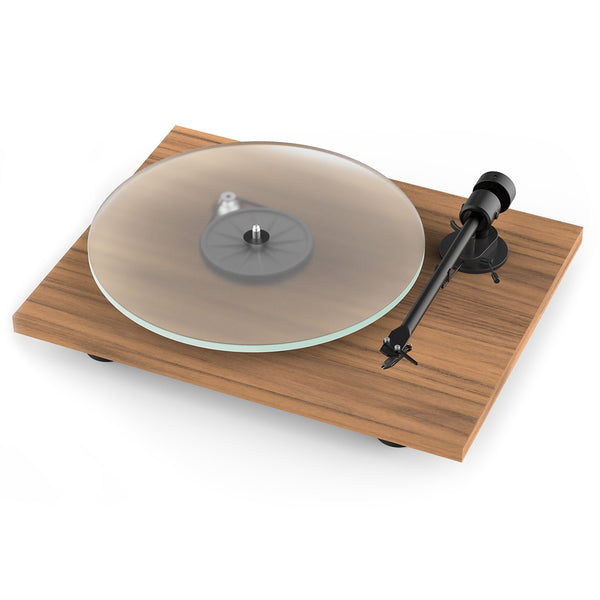 Pro-Ject: T1 BT Bluetooth Turntable - Walnut