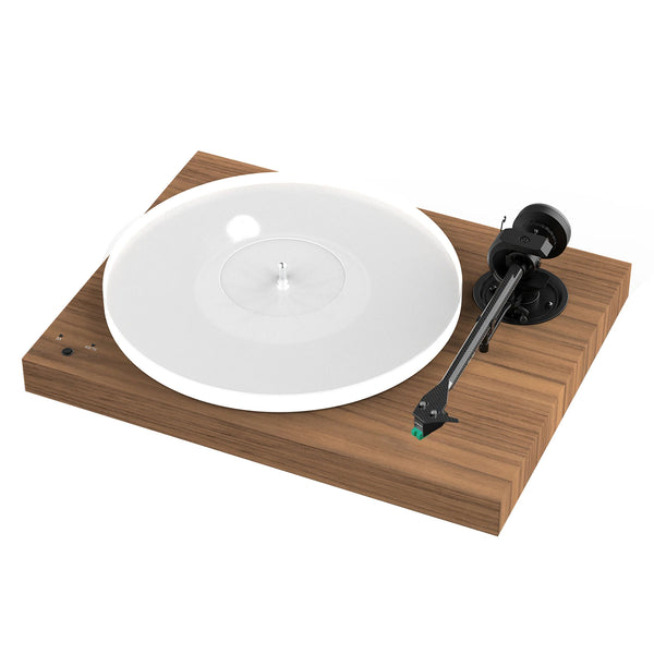 Pro-Ject: X1 Turntable - Walnut w/ Olympia Cartridge