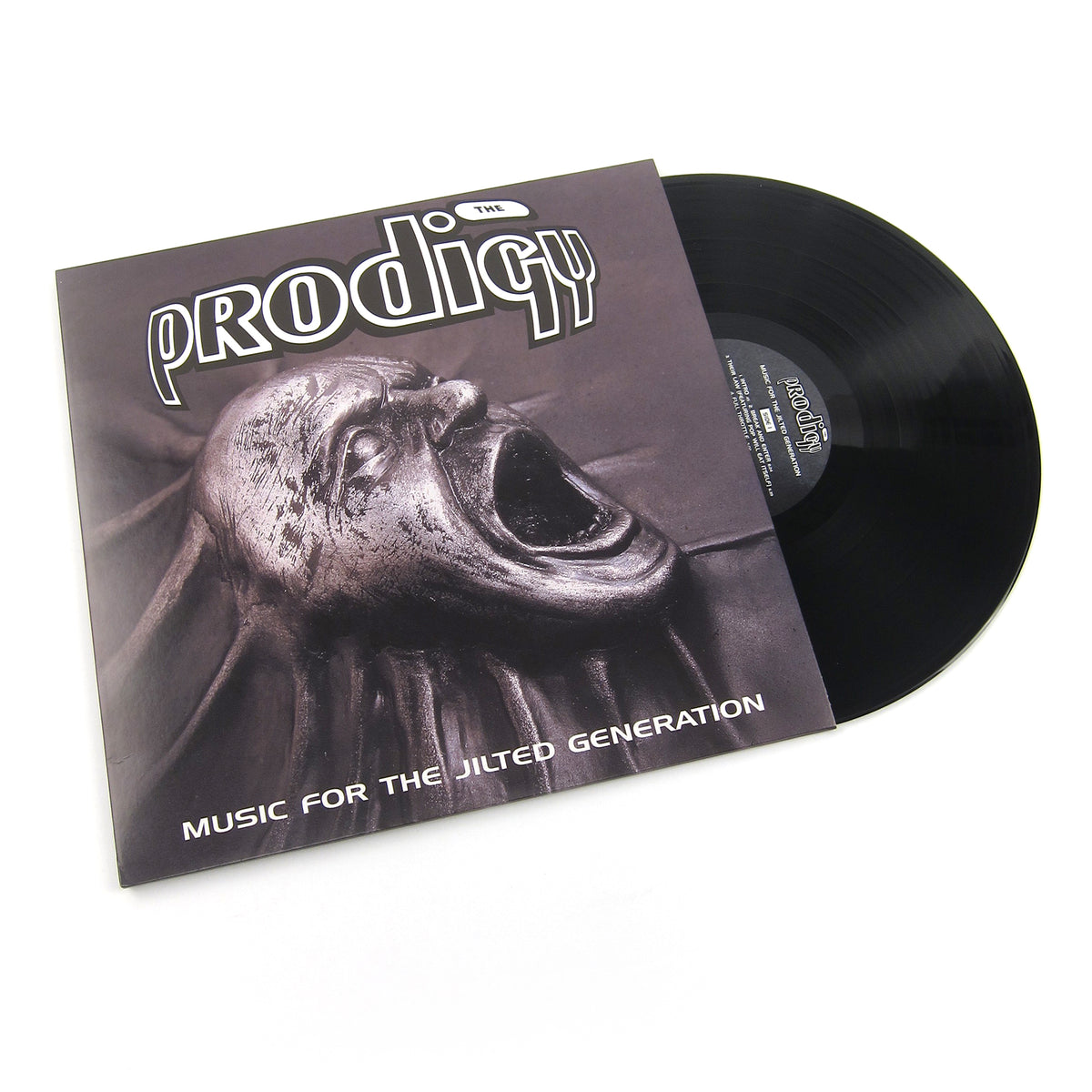Prodigy: Music for the Jilted Generation Vinyl 2LP