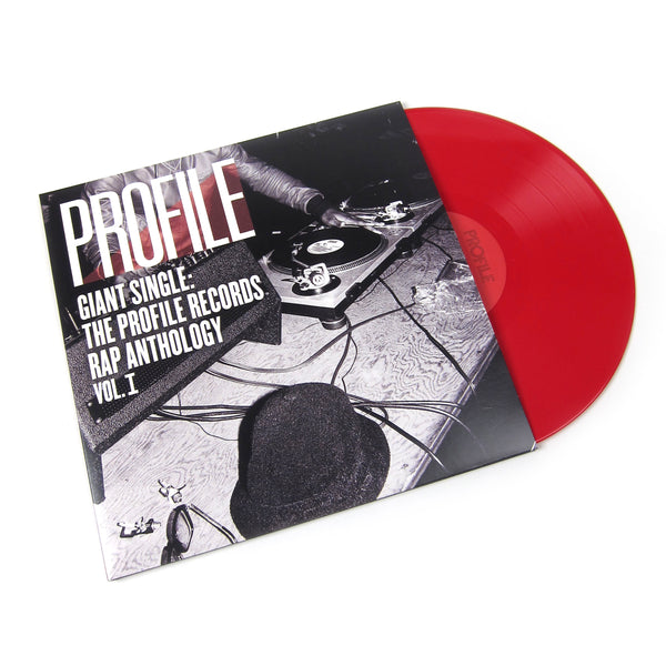 Profile Records: Giant Single - Profile Records Rap Anthology Vol.1 (Colored Vinyl) Vinyl 2LP (Record Store Day)