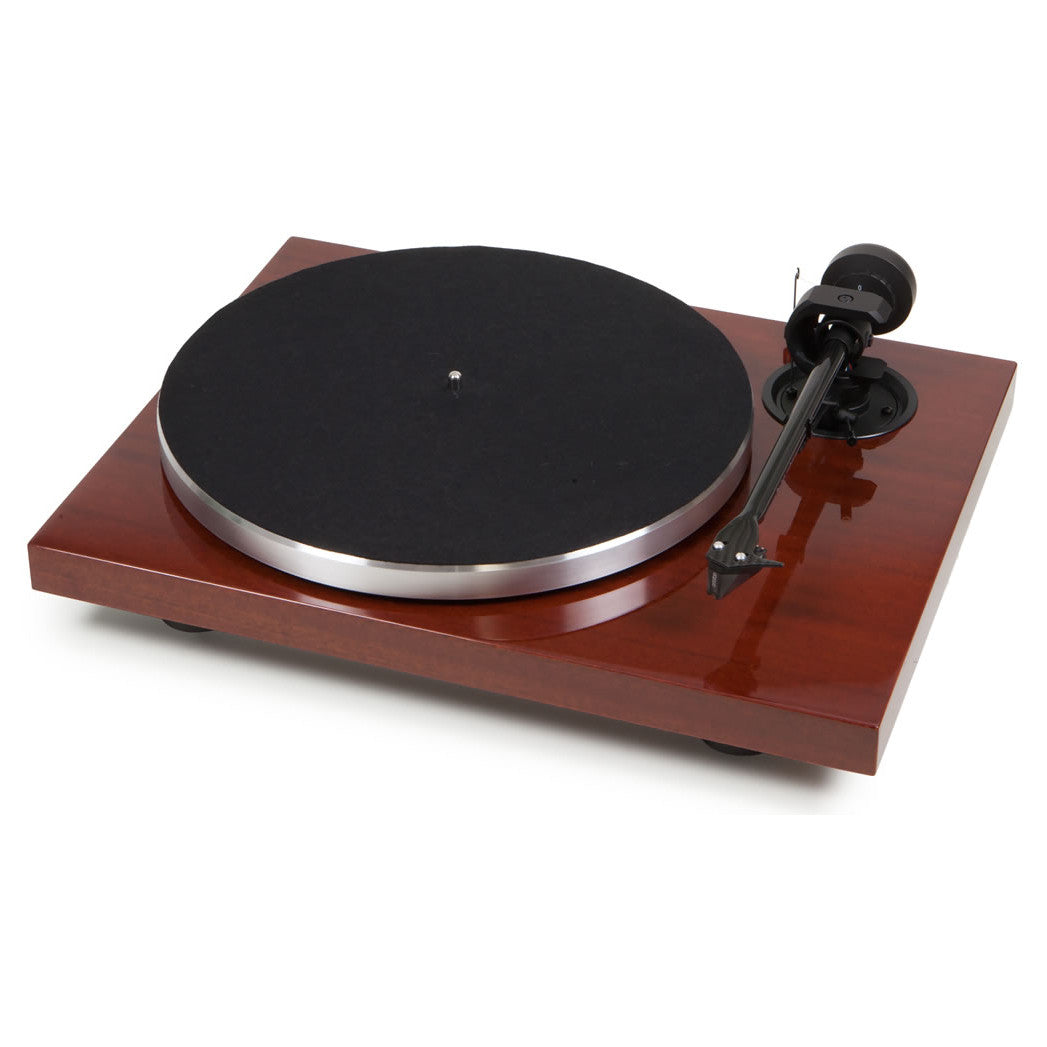 Pro Ject 1 Xpression Carbon Classic Turntable Mahogany