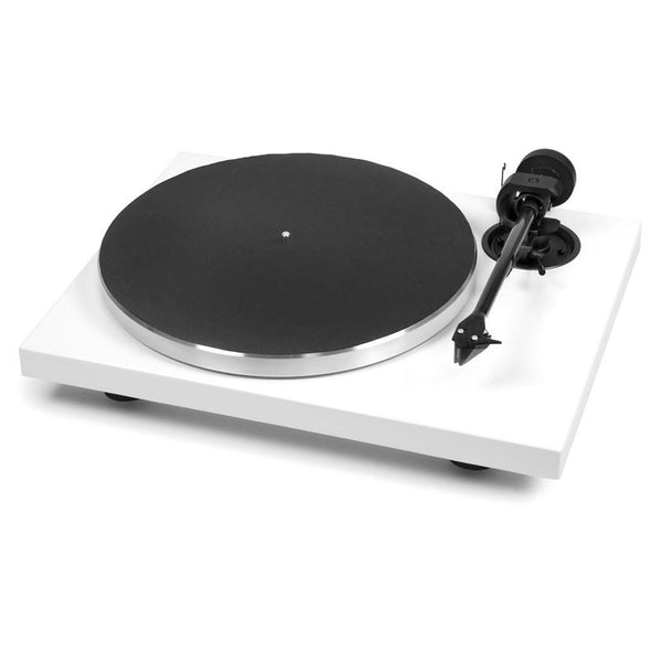 Pro-Ject: 1 Xpression Carbon Classic Turntable - White