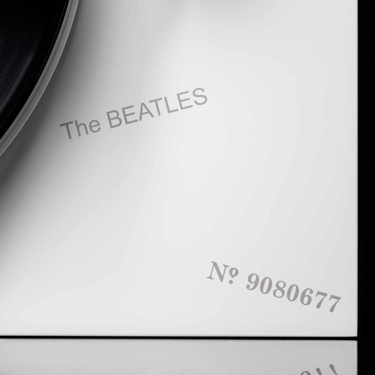 Pro-Ject: 2Xperience SB Turntable - The Beatles White Album Edition