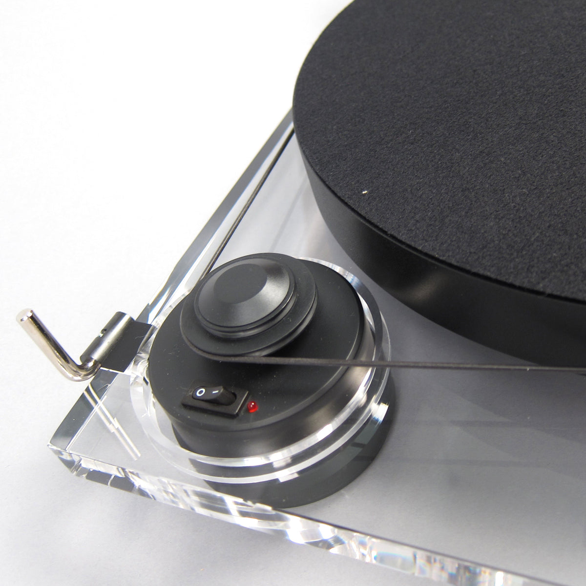Pro-Ject: 2Xperience Primary Acryl Turntable - Clear