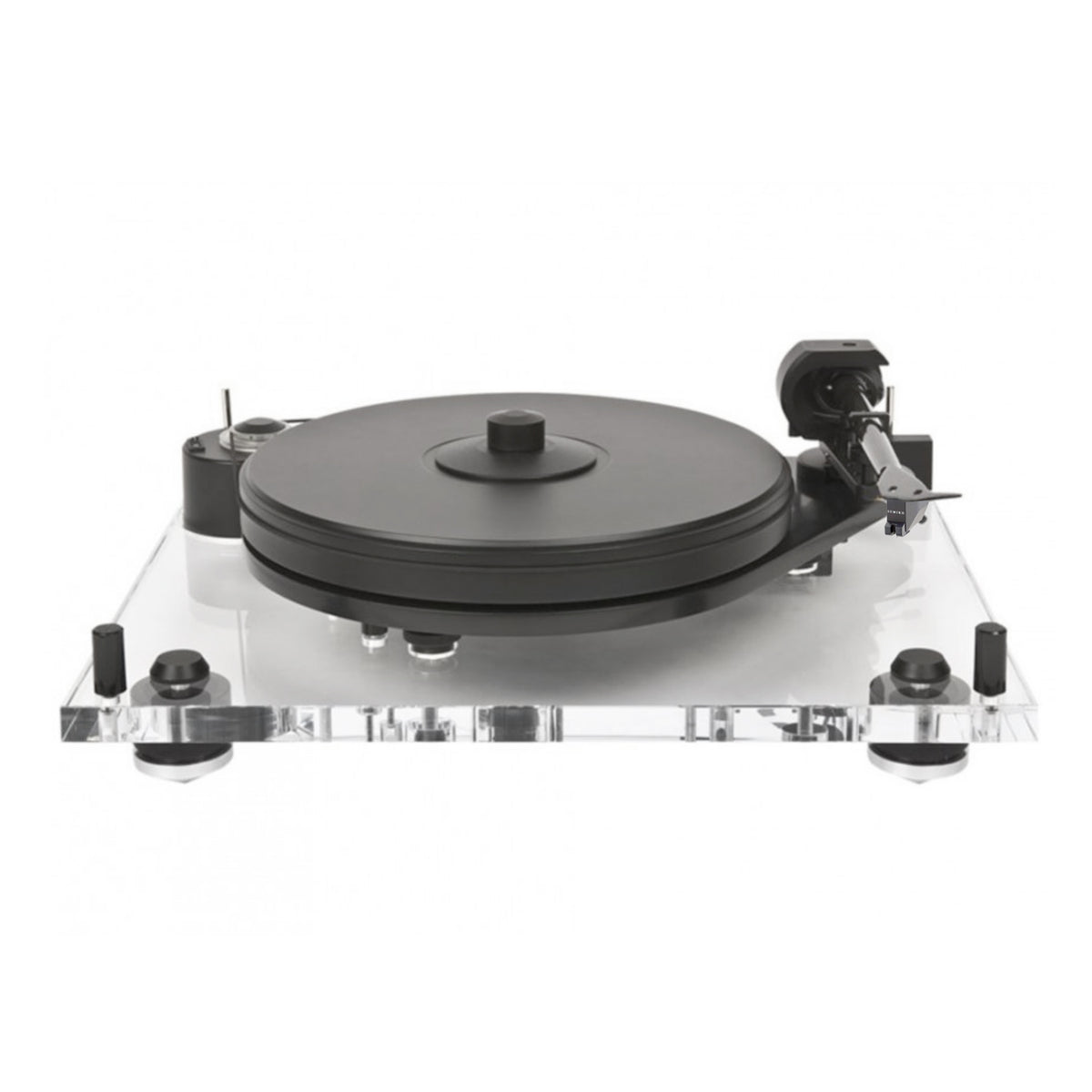 Pro-Ject: 6Perspex SB Acrylic Turntable w/Sumiko Amethyst (Installed)