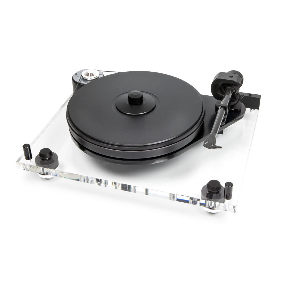 Pro-Ject: 6PerspeX Turntable w/ Blue Point Special Evolution III