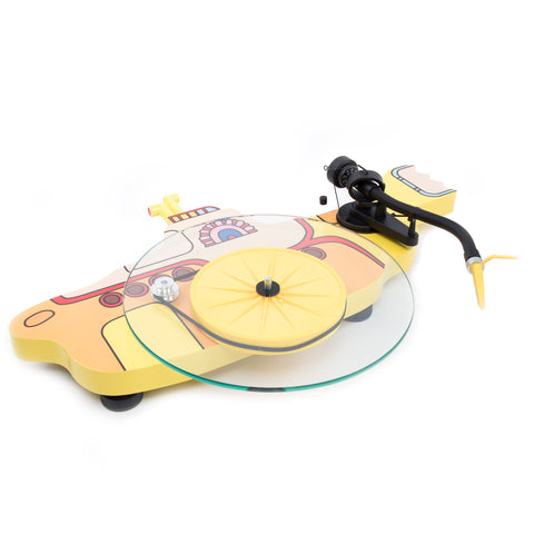 Pro-Ject: The Beatles Yellow Submarine Turntable