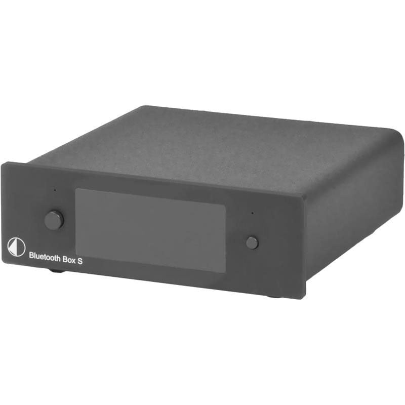 Pro-Ject: Bluetooth Box S Bluetooth Receiver - Black