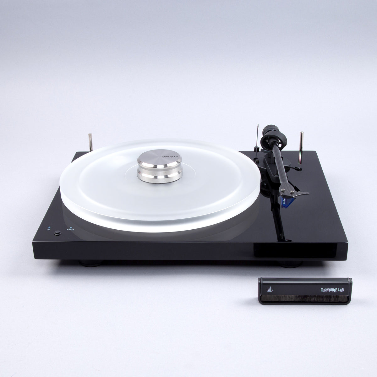 Pro-Ject Debut Carbon SB DC Esprit Light Grey (2M-Red)