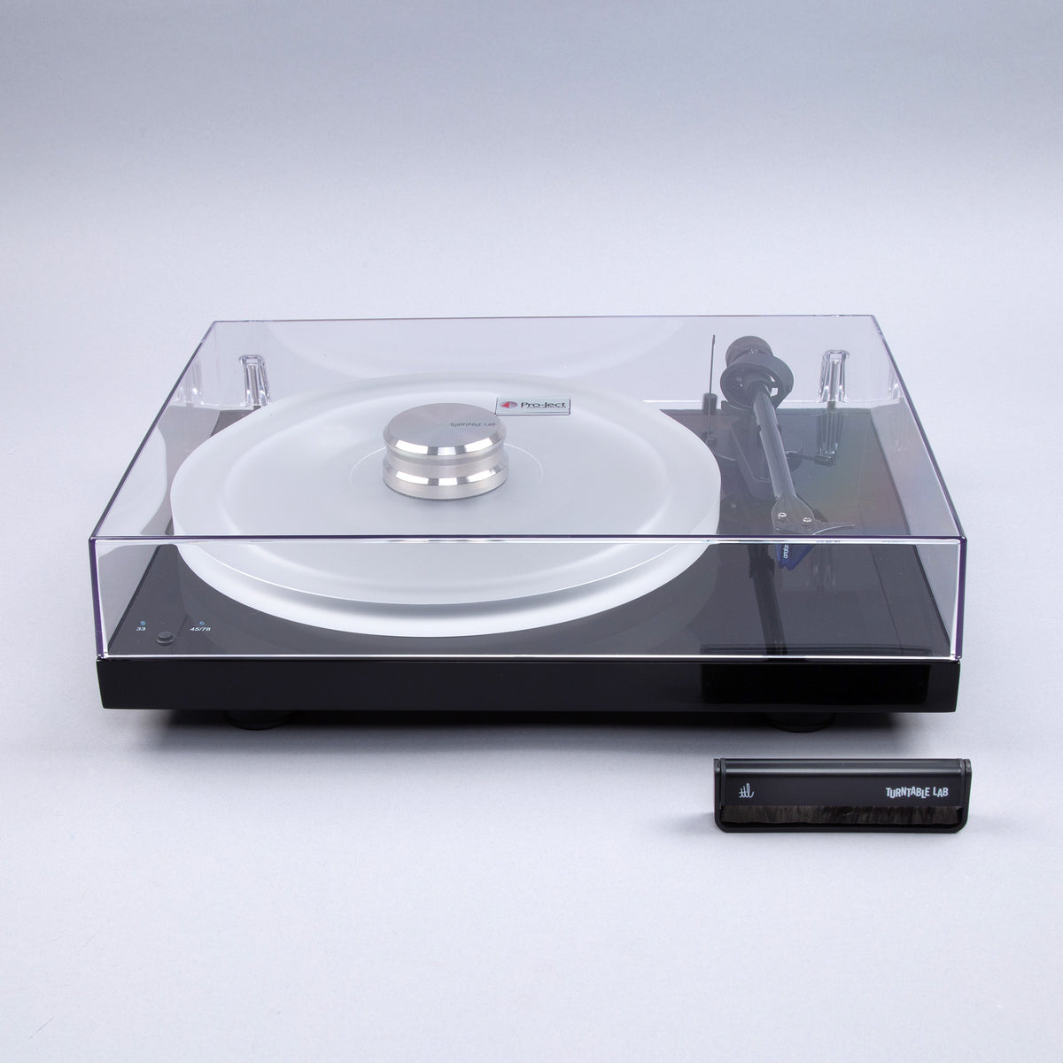 Pro Ject Debut Carbon Dc Esprit Sb Turntable Upgraded