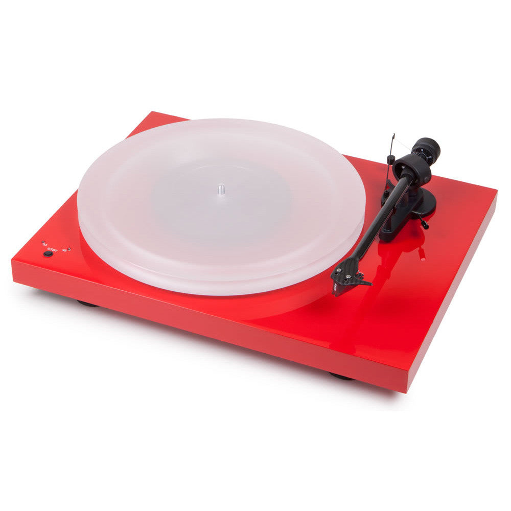 Pro-Ject: Debut Carbon DC Esprit SB Turntable - Red