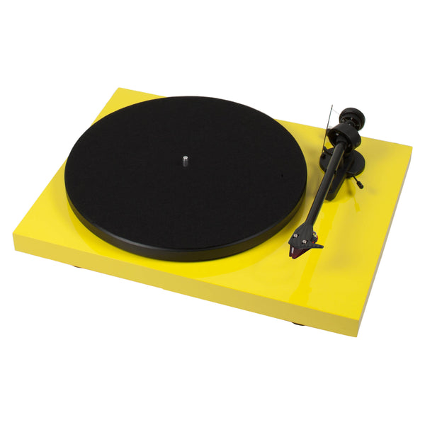 Pro-Ject: Debut Carbon DC Turntable - Yellow