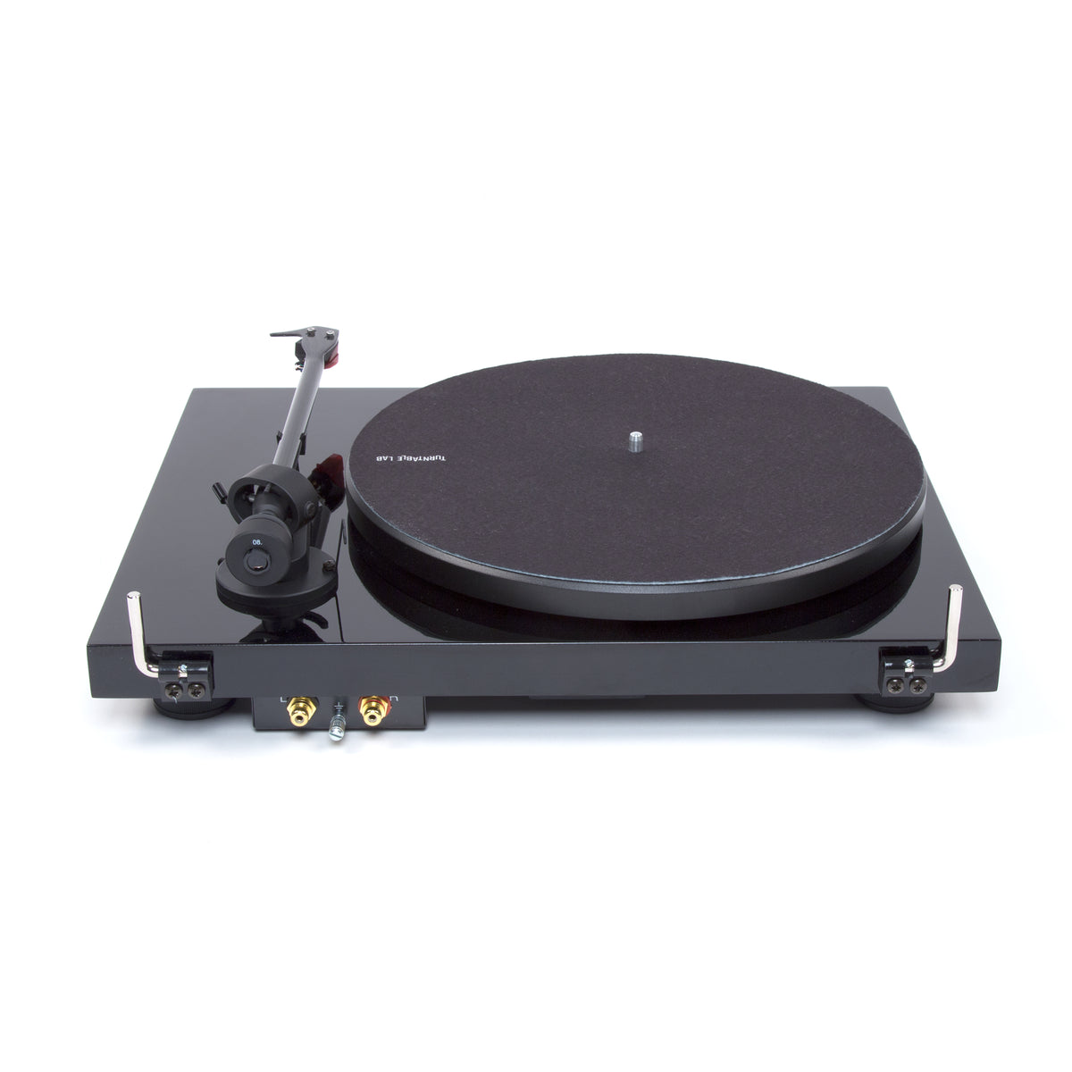 Pro-Ject: Debut Carbon DC Turntable - Gloss Black back