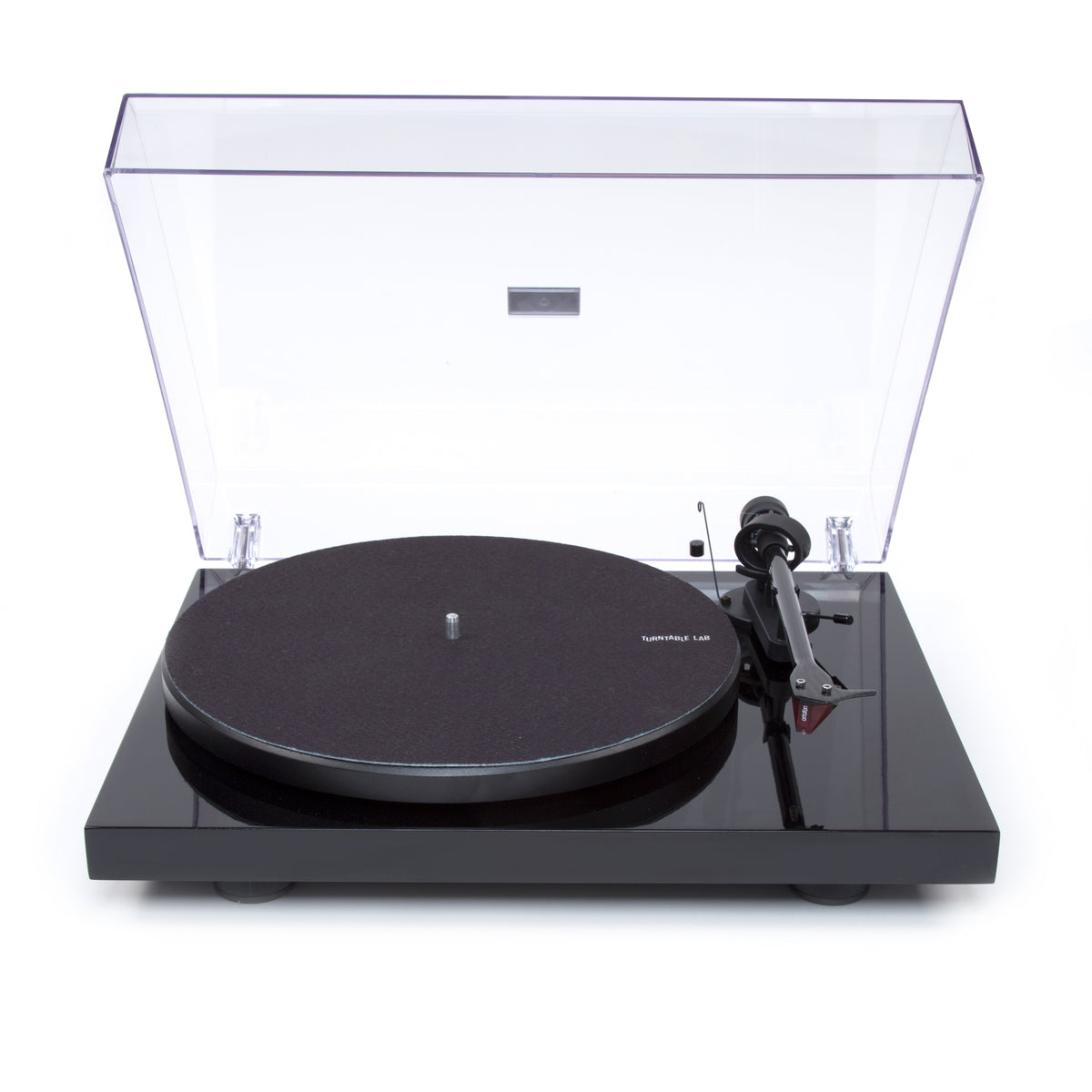 Pro-Ject: Debut Carbon DC Turntable - Gloss Black lid