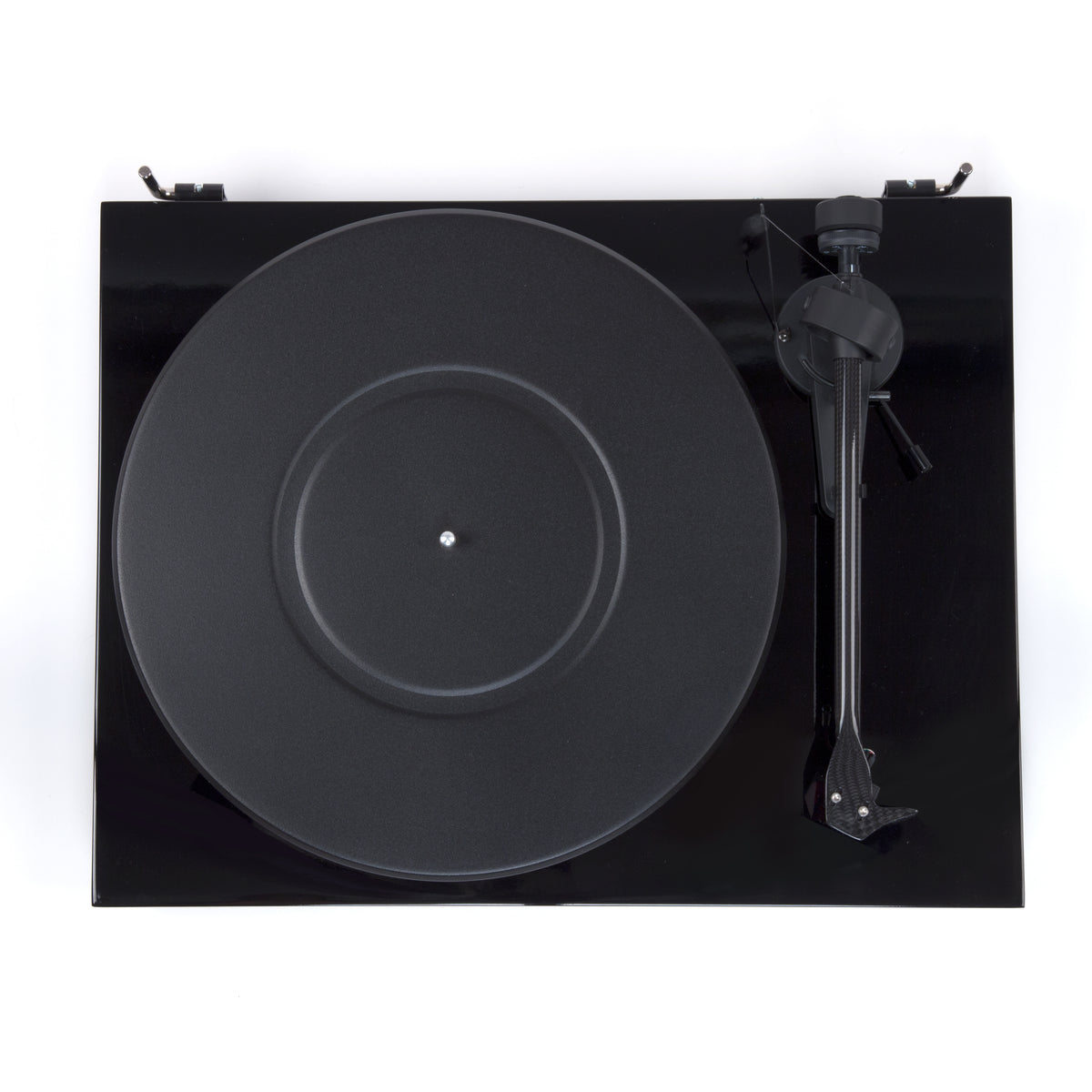 Pro-Ject: Debut Carbon DC Turntable - Gloss Black top