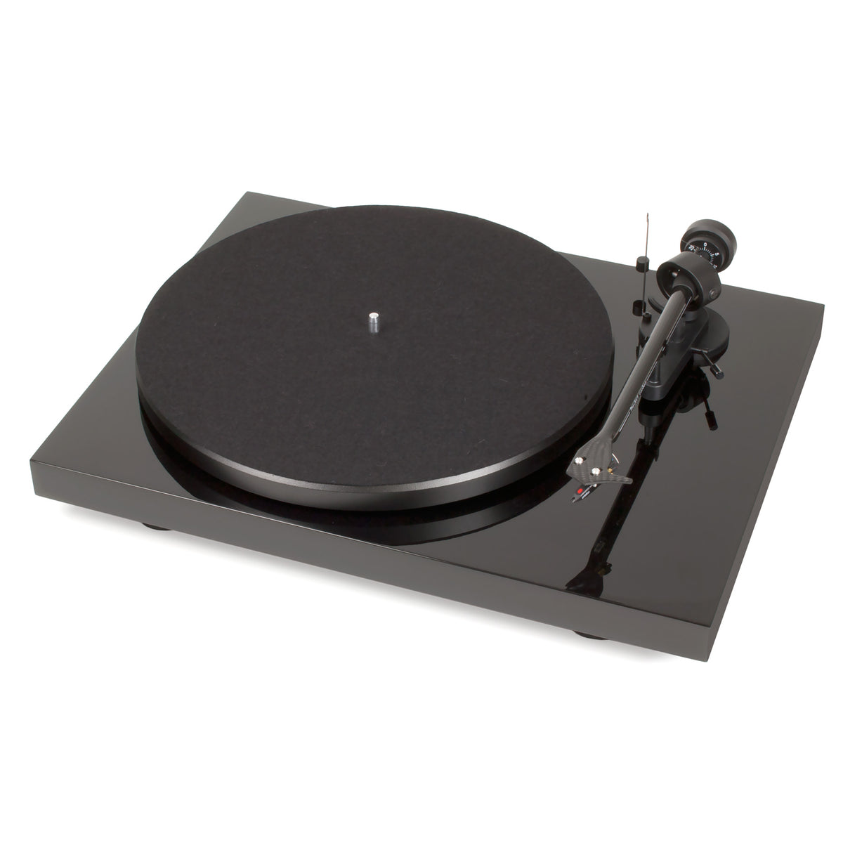 Pro-Ject: Debut Carbon DC USB Turntable - Gloss Black